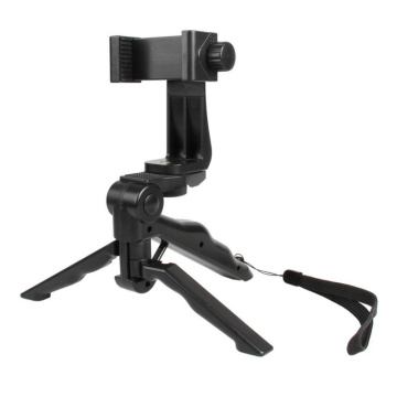 Hot-Handheld Stabilizer, Mobile Phone Handheld Grip Video Camera Tripod, Suitable for 58-105mm Smart Phone Photography