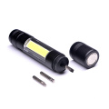 Mini Portable Multifunction COB Flashlight with Magnetic