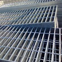 Outdoor Heavy Duty Galvanized Steel Grating Canal Cover