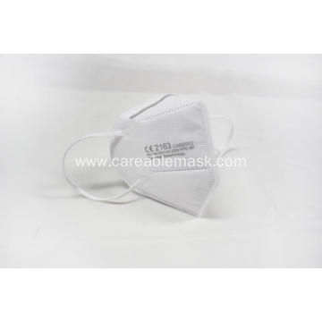 FFP2 respiration CE EUA approved filtering mask
