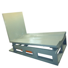 Plywood turn over machine