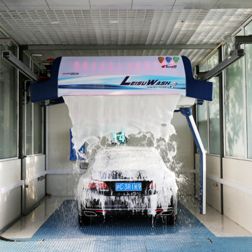 Hands free car wash Leisu washing 360 touchless