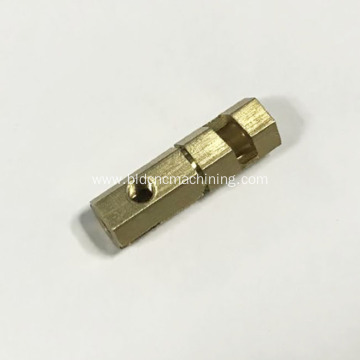 CNC Machining Complex Brass Parts and Accessories