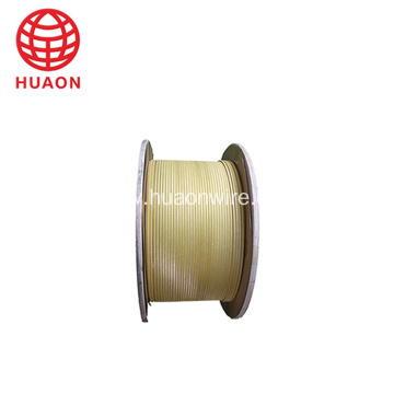 glass fiber cooper flat winding wire