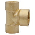 Brass Solder Tee Cu-Female Branch