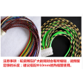 Flame Retardant Braided Sleeving For Cable Protector
