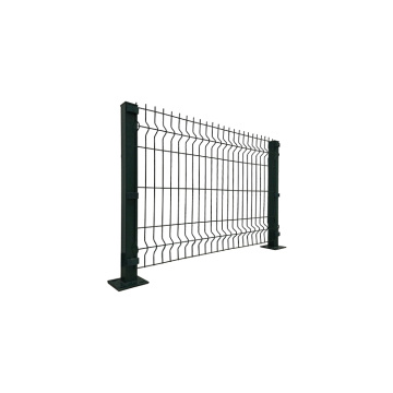 Iron Galvanized Steel Welded Triangle Bending Fencing