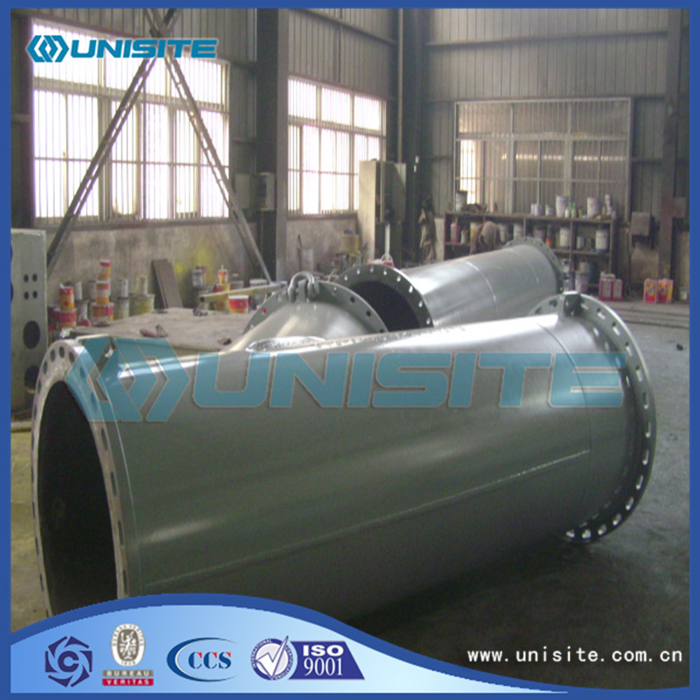 High Pressure Stainless Y Pipe