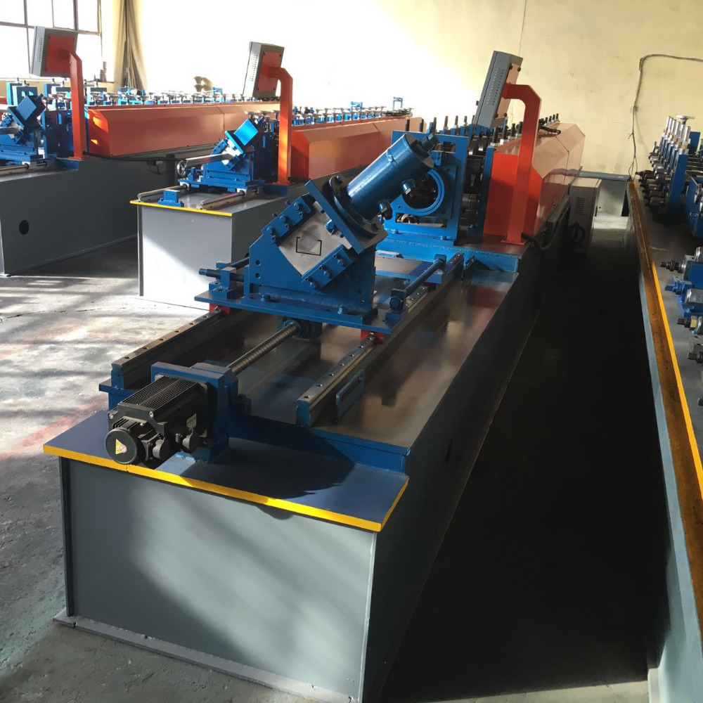 Light Steel Machine