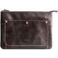 New Design Mens Leather Handbags And Clutch Bags
