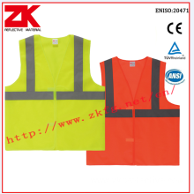 Hot sell good quality reflective security jacket