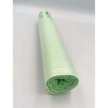 Cornstarch Based 100% Eco Friendly Disposable Trash Bags