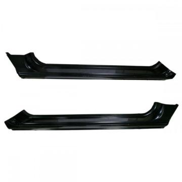 Car Plastic A B C Pillar Cover Kit