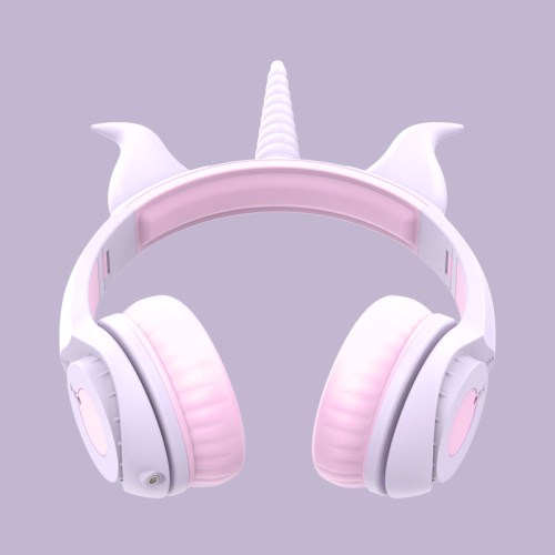 Newest LED Headphone Unicorn Glowing Headphones