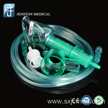 Disposable Medical Non-rebreathing Tube Oxygen Mask