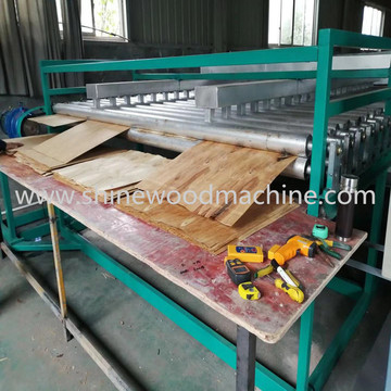 High Speed Biomass Veneer Dryer