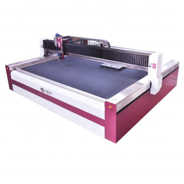 Integral cnc water jet cutting machine