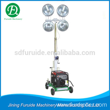 Diesel Generator Portable Led Telescopic Light Tower (FZM-400B)