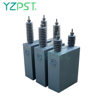 50kHz high voltage parallel capacitor for power system