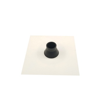 Custom EPDM Rubber Roof Vent Flashing for Chimney