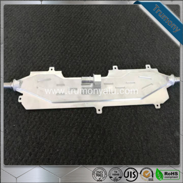 3003 brazing Aluminum Water Cooling Plate