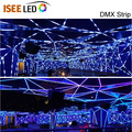 DC7.5V Individual Stage DMX LED Flexible Strip