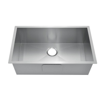 27189S Undermount Handmade Kitchen Sink