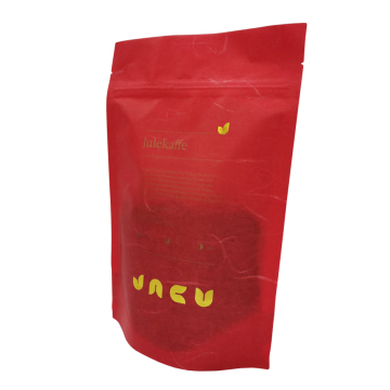 Fresh Roasted Coffee Packaging Stand Up Pouch