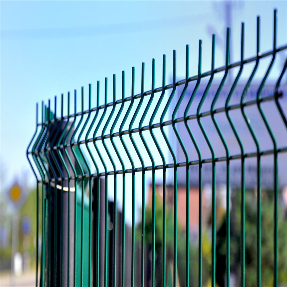 Hot Dipped 3D/4V Panel Fence Exporter