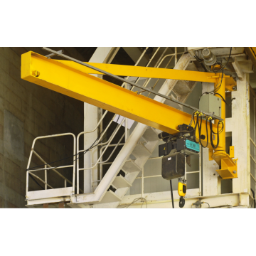 Wall-mounted  Jib  Crane