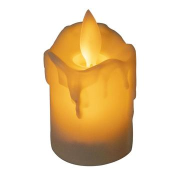 Battery Powered Led Tealight Candle For Decor