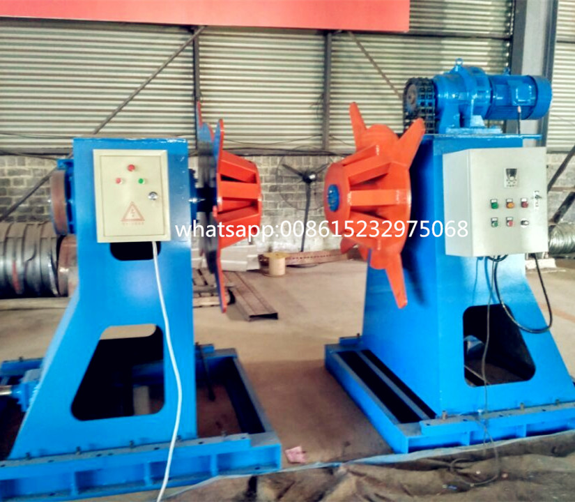 highway guardrail machine