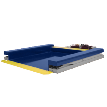 Lift table floor design