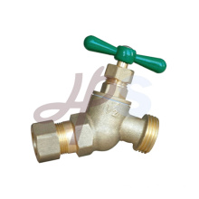 Brass 45 Angle sillcock valve for Irrigation System