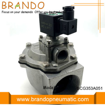 2/2 Way Dual Stage Pulse Valves SCG353A051
