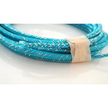 Halogen Free Cotton Cable Sleeve For Wire