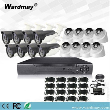 CCTV 16chs 1.0MP Surveillance Alarm DVR Systems