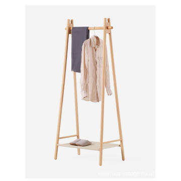 FAS Beech Wooden Bedroom Clothes Stands