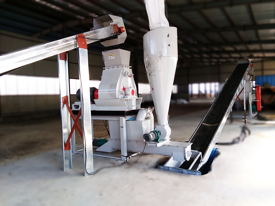 Fertilizer Grinding Hammer Mill