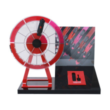 Lipstick stand display unit