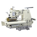 33-needle Flat-bed Double Chain Stitch Sewing Machine
