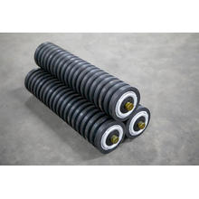 Impact Rubber Conveyor Roller