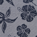 Leaf Pattern With Cotton Poplin Printing Fabric