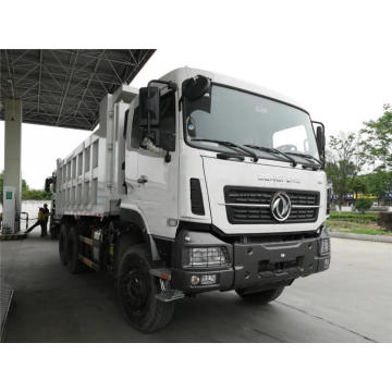6x4 Dump truck tipper with LHD