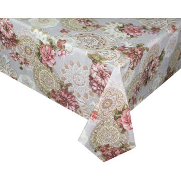 Elegant Tablecloth with Non woven backing Roofing Sheets