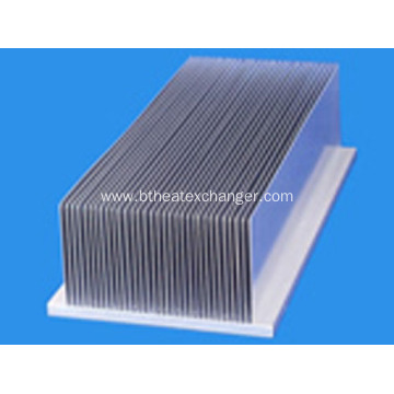 High Efficient Insert Radiator of Transducer