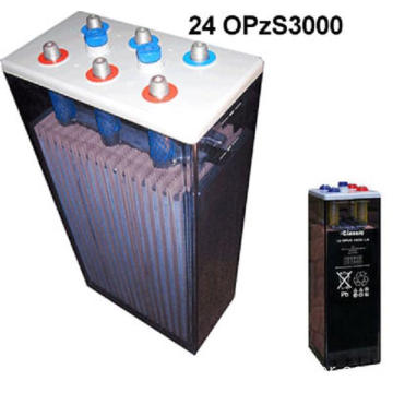 24 OPZS 3000 Tubular Plate Battery