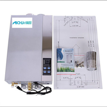 4.3 GPM Natural Gas Hybrid Tankless Water Heater