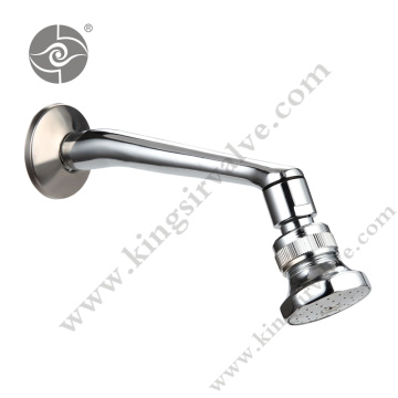 Zine alloy shower heads