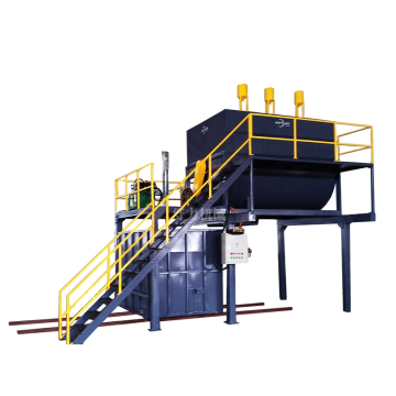 High-efficiency sponge recycling machine in mattress factory